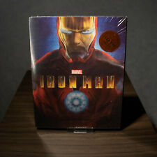 Ironman Kimchidvd Bluray Steelbook Marvel Lenticular NEU OVP Sealed Disney