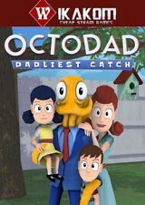 Octodad: Dadliest Catch Steam Digital Game **Fast Delivery!**