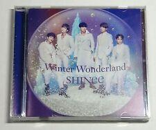 SHINee Winter Wonderland Japan Regular ver. CD