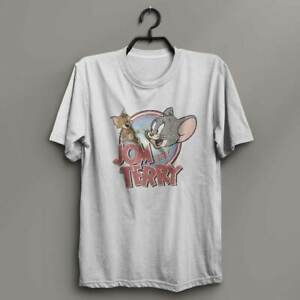 In a Parallel Universe Tshirt Tom and Jerry Cartoon Tee