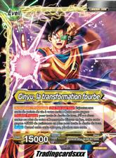 ♦Dragon Ball Super♦ Ginyu, la transformation fourbe [LEADER] : BT1-085 UC -VF-