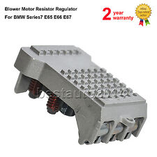Blower Motor Regulator For BMW 7 E65 E66 E67 730 735 740 745 750 760 64116934390