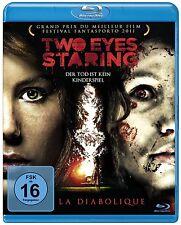 Two Eyes Staring - Der Tod ist kein Kinderspiel ( Horrorfilm BLU-RAY ) Barry Ats