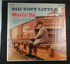 """""""Big"""" Tiny Little – Movin' On (Coral – CRL 757425)"""
