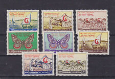 dubai 1963 Sc 18/21 ,C9/12 red cross,set MNH      m96