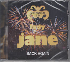 CD Lady Jane- Back Again (Peter Panka Werner Nadolny) Krautrock new sealed