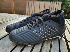 Boys Adidas Predator Football Boots Black Size UK 1