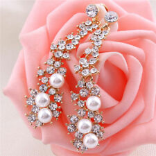 Pearl (Imitation) Clip - On Fashion Earrings