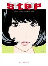 'NEW' Hisashi Eguchi Illustration ART BOOK ' STEP' / Japan Anime