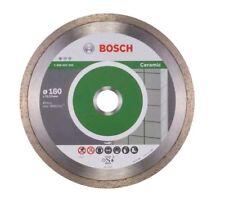 Bosch 2608602204 Hoja de Diamante Cerámica Pro 180mm X 22mm de diámetro