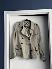 Burberry London Hip Length Trench UK 10 / US 8