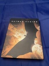 New listing Batman Begins (SteelBook, Blu-Ray)