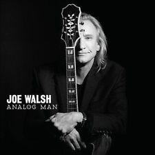 JOE WALSH (GUITAR) - ANALOG MAN [DIGIPAK] (NEW CD)
