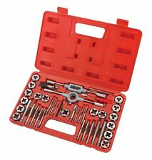 TEKTON 7558 Tap and Die Set, SAE, 39-Piece