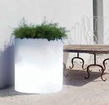 Vaso Luminoso mod.Maracaibo - Linea Modum completo di kit luce - Design Giardini