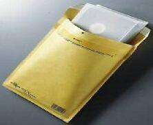 200 enveloppes à bulles E : 210 x 265 mm Kraft MARRON
