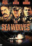 The Sea Wolves Dvd 2006 Gregory Peck David Niven Roger Moore Watched Once Nice!