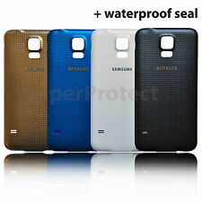 Original Samsung Galaxy S5 Mini Panel Posterior Trasera Original Cubierta De Batería G800 G800F