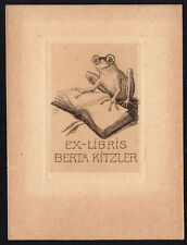 21)Nr.071 - EXLIBRIS - Walter Prinzel