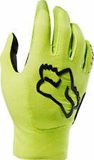 Fox Racing Flexair Glove Bike - (Yellow/Black - Medium) MTB TRAIL ENDURO XC NEW