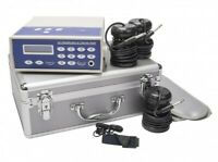 Detox Ion Cleanser Galvano Kit en Valise, Retours D'Envois Avec 2JG