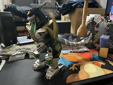Mighty Morphing Power Rangers Legacy Dragonzord Figure from Bandai Used