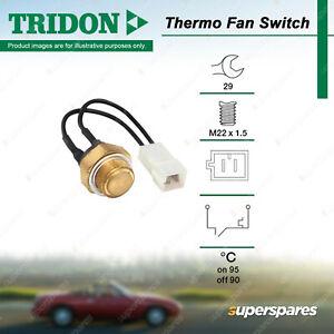 Tridon Thermo Fan Switch for Jaguar XJ6 Series 1 Series 2 & 3 XJC 2.8L 4.2L