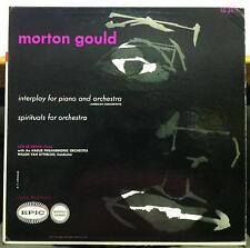 Cor De Groot - Gould Interplay For Piano LP VG+ LC 3021 Mono USA Epic 1954