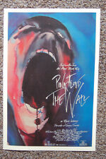 Pink Floyd The Wall Movie poster Lobby #1 __