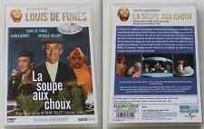 DVD LOUIS DE FUNES LA SOUPE AUX CHOUX Jean Carmet Jacques Villeret J Girault