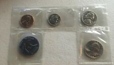 1965 US Special Coin Mint Set! 4 Coins! Includes Envelope and Letter!