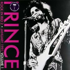 Prince - Rock In Rio 91 Vol.1 PURPLE COLOURED Vinyl LP IN STOCK NEW/SEALED