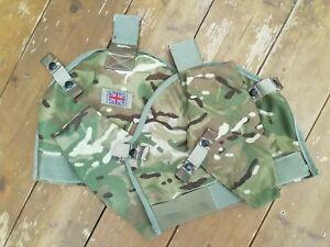 British Army Osprey MK4 BRASSARD / SHOULDER PAD COVERS - SMALL MTP SUPER GRADE 1