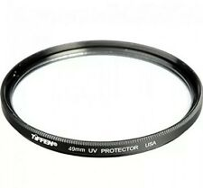 Tiffen 49mm UV (Ultra Violet) Glass Filter.