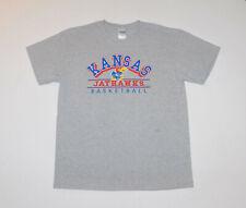University of Kansas Jayhawks Basketball NCAA Shirt Size Men Large