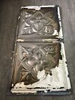 Vintage Ceiling Tin for crafts ptach work home decor TIN1