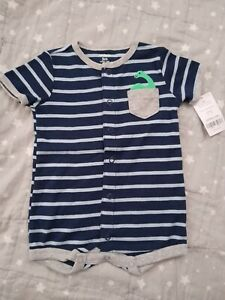 Carters Baby Boy Dinosaur Romper Outfit 3 Months BNWT