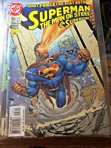 Superman #103  2000 Dc Comic Book