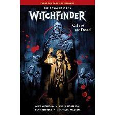 Witchfinder Volume 4: City Of The Dead by Dark Horse Comics,U.S. (Paperback, 2017)