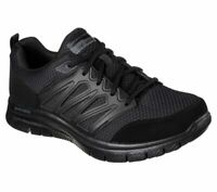 MISMATCHED Skechers Mens Flex Advantage Sheaks Shoes Memory Foam Sneakers 58353