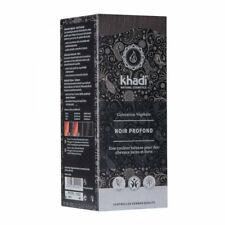 Khadi - Noir profond - Coloration végétale naturelle 100g