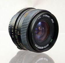 Auto-Beroflex MC 1:2.8 f=28mm M42 Objektiv Lens - 32654