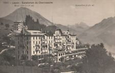 AK Leysin, Sanatorium du Chamossaire