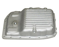 Transmission Oil Pan 6L80 6L80E New Low Profile As Cast Aluminum With Pan Fill