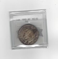 **1952 FWL** Coin Mart Graded Canadian Silver Dollar **MS-62**