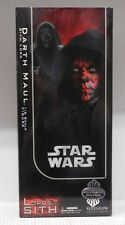 Sideshow Collectibles Lords Of The Sith DARTH MAUL - 1:6 Scale Figure In Box