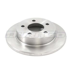 Disc Brake Rotor Rear IAP Dura BR54017 fits 94-04 Ford Mustang