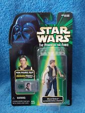 Star Wars  Han Solo with Blaster Pistol & Holster  1999 Action Figure