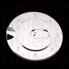 FOR 97-03 FORD F150 F-150 Chrome Fuel Gas Cap Door Cover