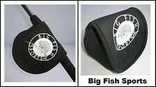 BIG FISH SPORTS Neoprene Spinning Reel Cover *FITS PFLUEGER 9540* FREE USA SHIP!